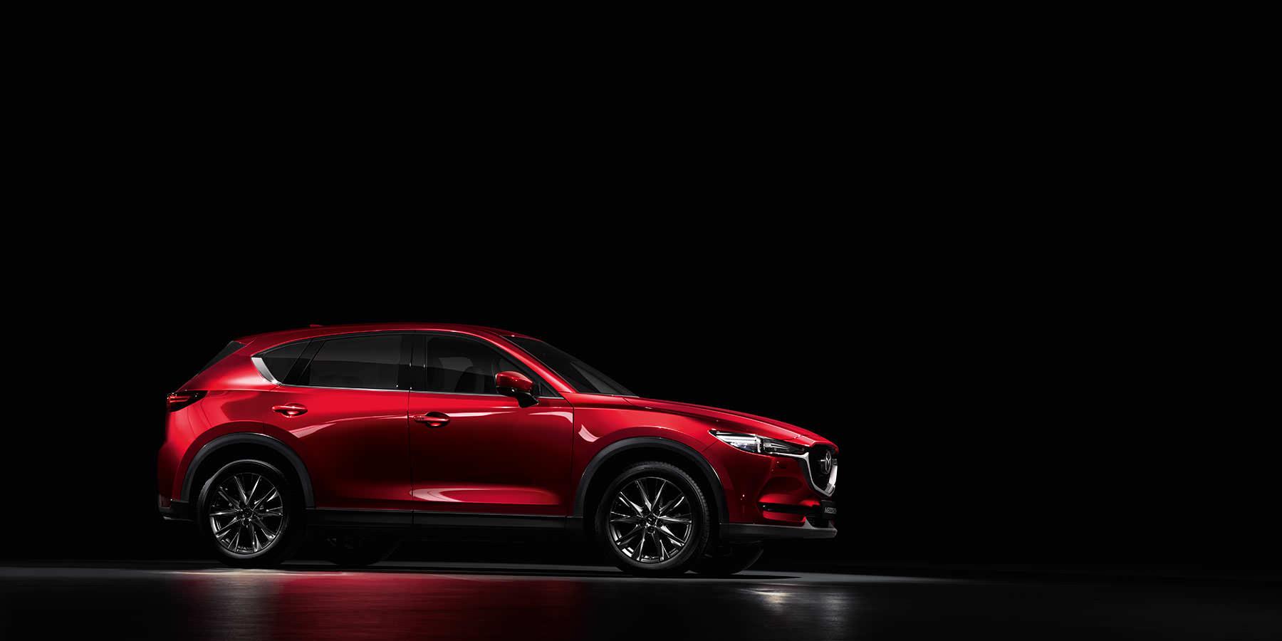 Ongebruikt Mazda CX-5 | Mazda WG-87