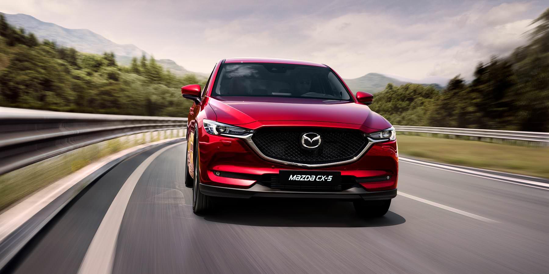 Wonderbaarlijk Mazda CX-5 | Mazda MM-46