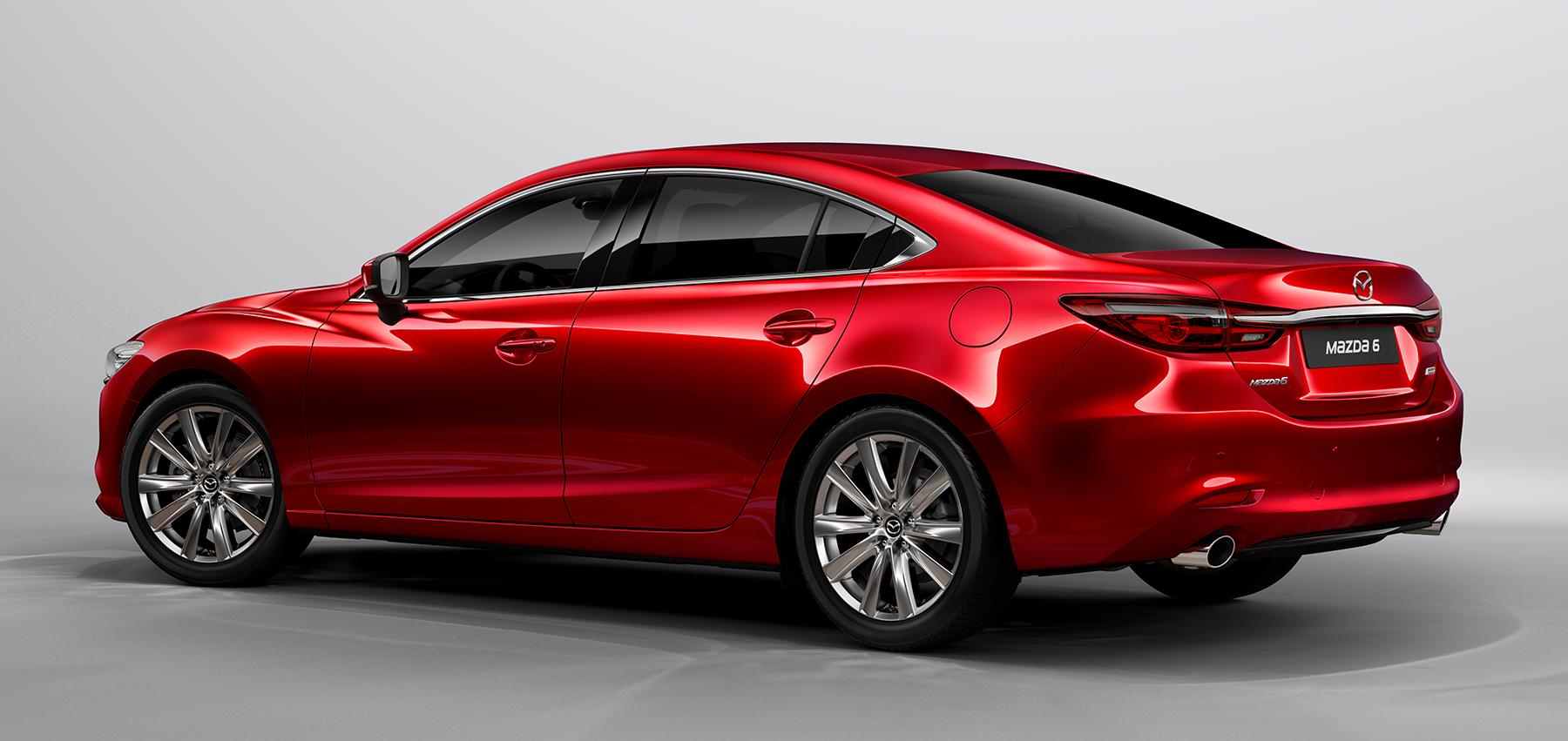 Mazda6 Sedan Mazda