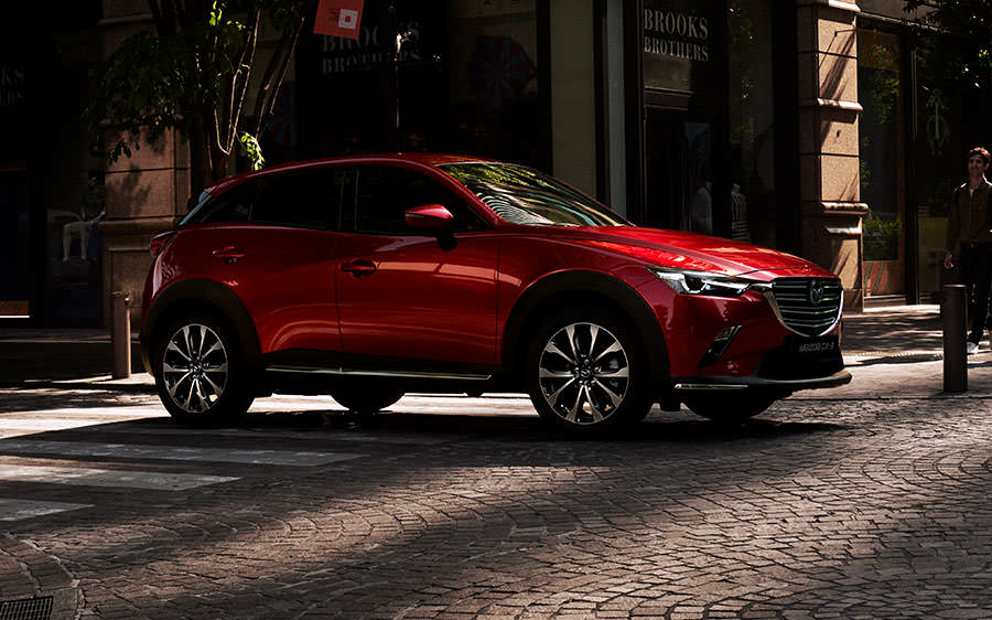Hedendaags Mazda CX-5 | Mazda DY-33